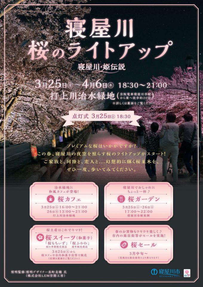 寝屋川市 サクラ☆プロジェクト
